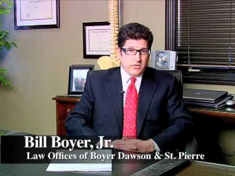 MI Personal Injury Attorrneys at Boyer Dawson & St. Pierre