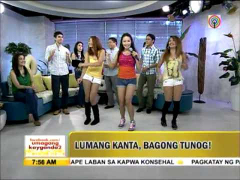 Tunying, Jorge dance to new novelty song