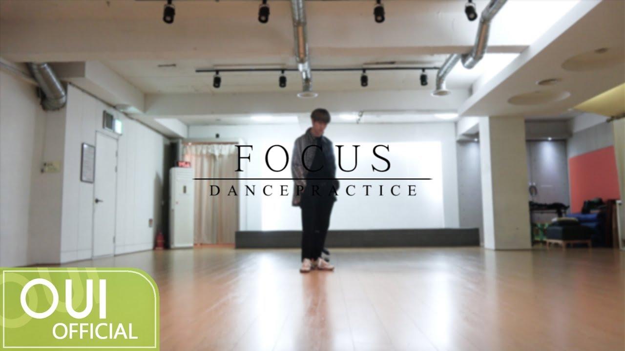 Kim Dong Han releases 'Focus' dance practice video | allkpop