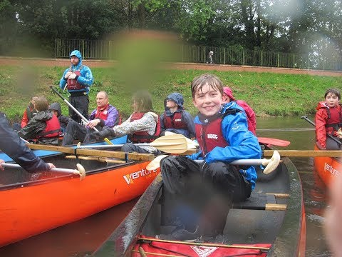 Gatley Cubs Tales From the River Mersey 2017