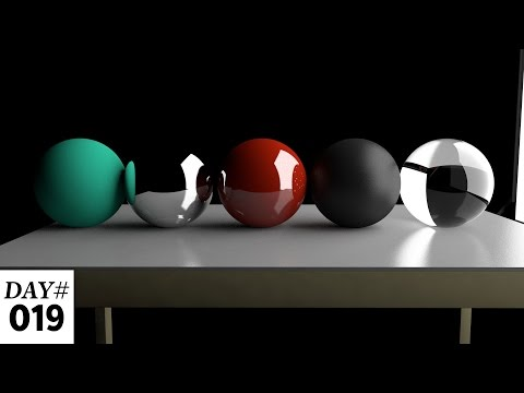 Materials 101: How to Make Things Look Realistic in Cinema 4D