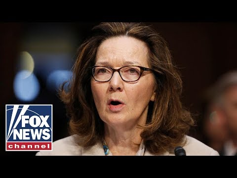 Gina Haspel testifies in Senate confirmation hearing