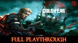 Cold Fear | Full Playthrough | Longplay Gameplay Walkthrough No Commentary