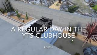 |AVAKIN LIFE VOICEOVER| A Regular Day In The YTS Clubhouse Part 4