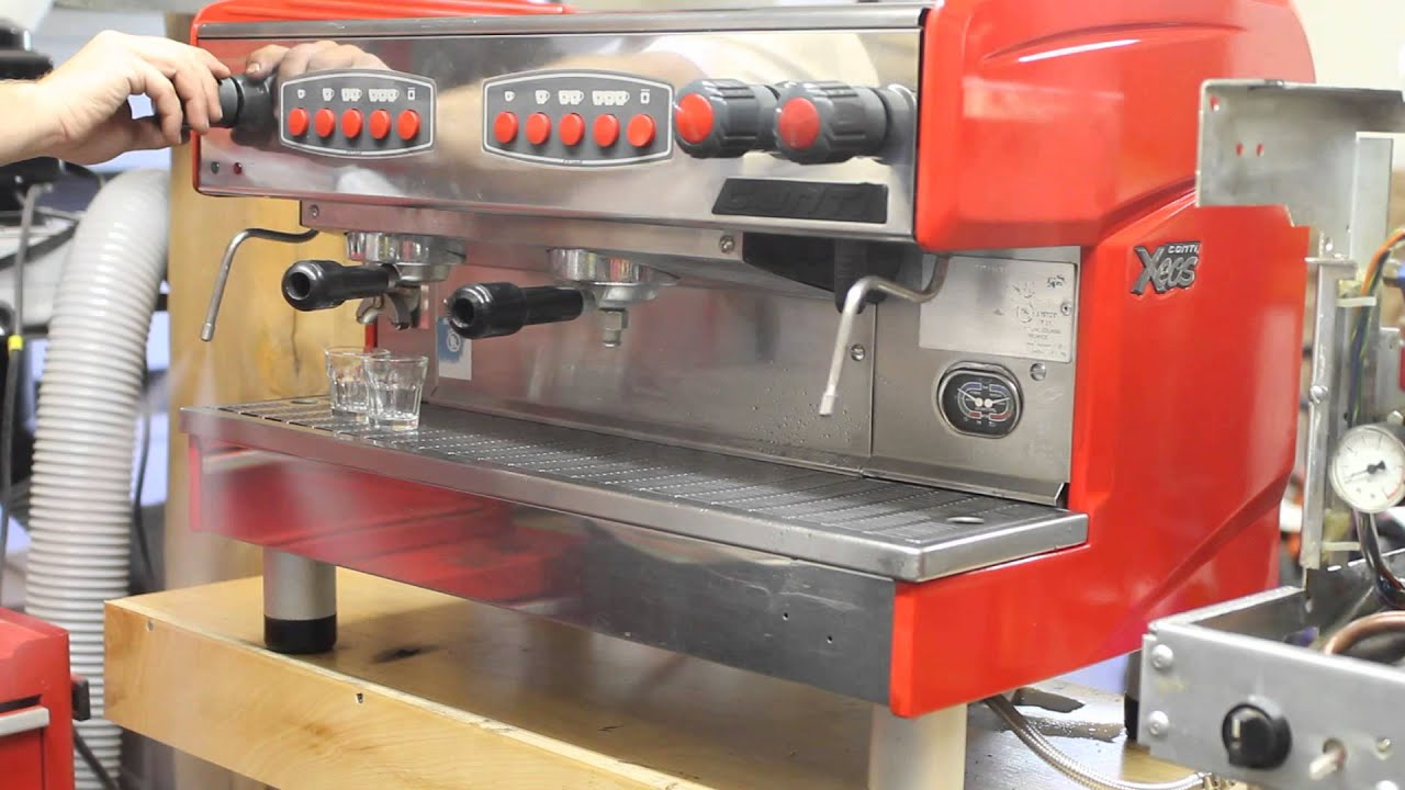 automatic commercial espresso machine