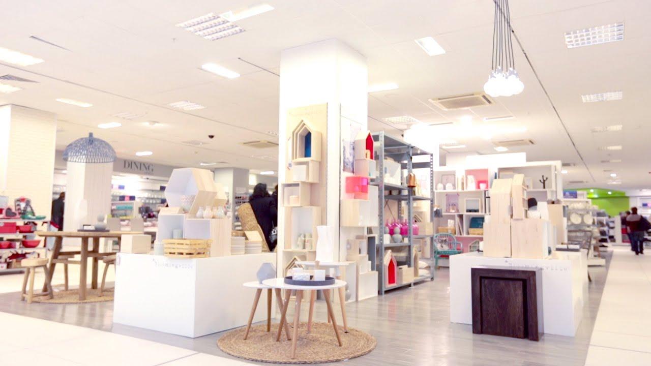 The New Debenhams Oxford Street Store Youtube