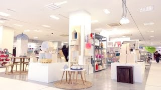 The New Debenhams Oxford Street Store