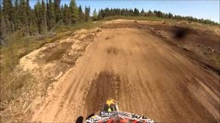 "Baie-comeau Motocross ""Double 80 pieds"