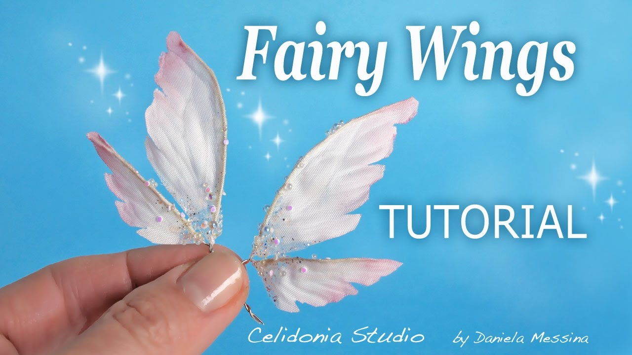 how to make fairy wings that fly