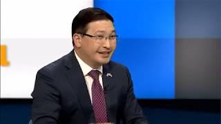 MARGULAN BAIMUKHAN (AMBASADOR KAZACHSTANU) - NIETYPOWA SYTUACJA W KAZACHSTANIE