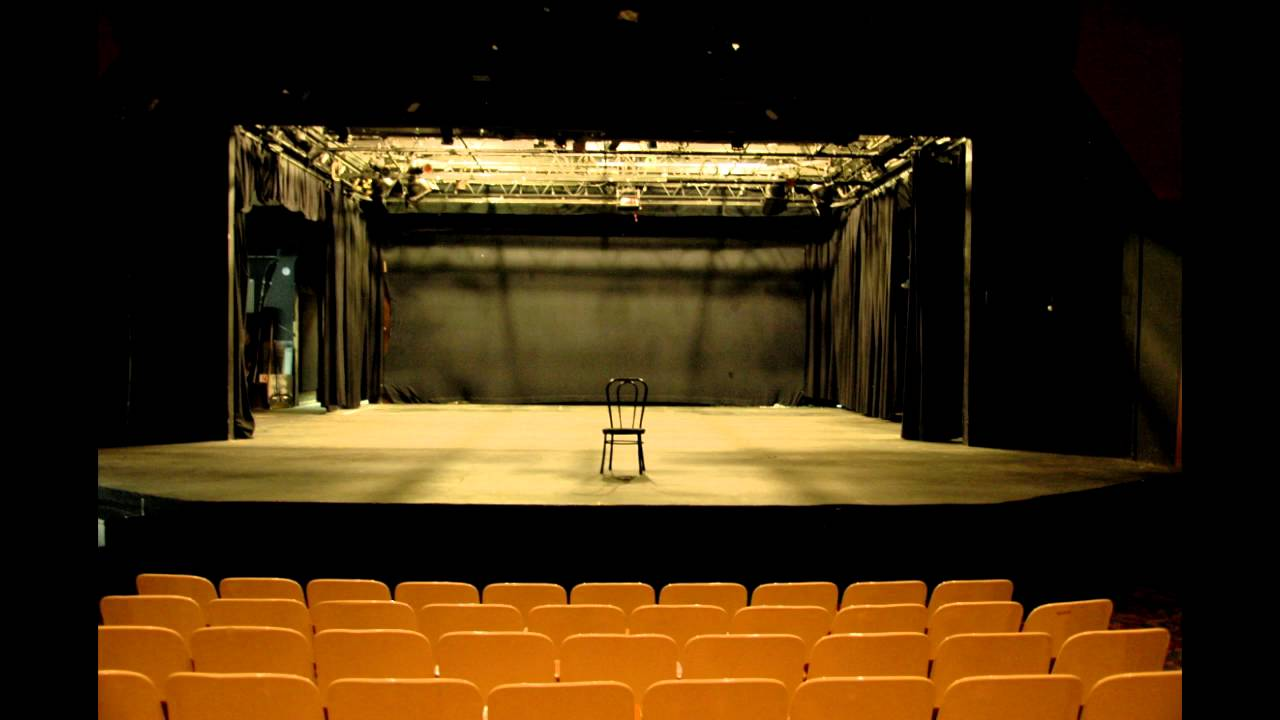 Empty Stage: It's Too Late for This Crap {The Musical ...