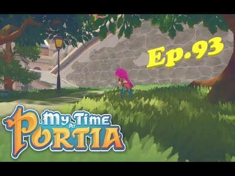 My Time at Portia - The Boxing Gloves Ep.93 |