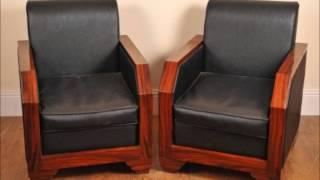 California-la-art-deco-modern-furniture.wmv