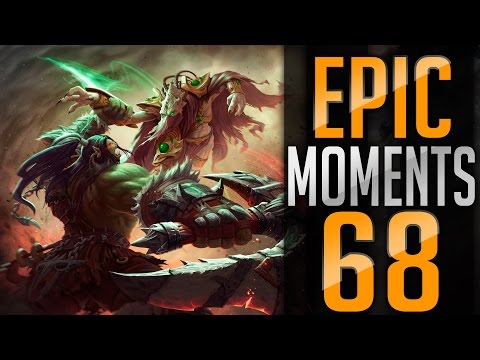 ⚡️Heroes of the Storm | Epic Moments #68