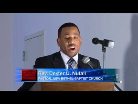 DC Faith Community Celebrates 40th Anniversary of DC Home Rule, 10/29/14