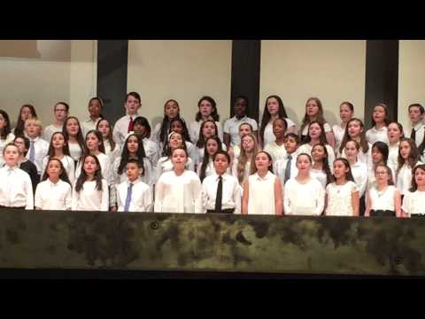 All County Music Festival 2015 Div II Chorus