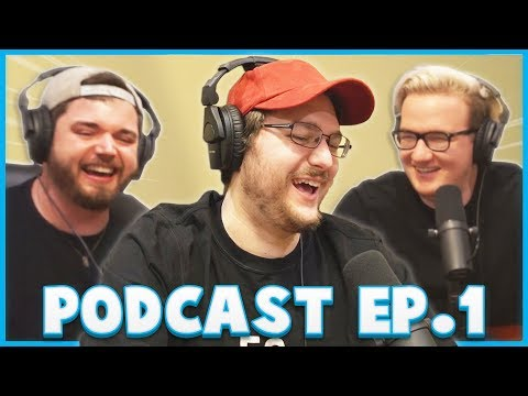 How we went from nothing to YouTube stars... | Podcast Ep. 1 w/ MiniLadd & BigJigglyPanda