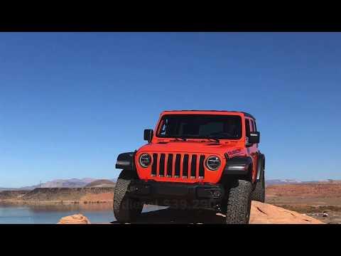 2020 Jeep Wrangler Ecodiesel auto review