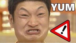 COP eats MALIC ACID!  **extreme sour**