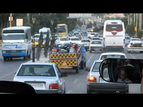 VIP bus to Tehran, Iran, May 2014 ....اتوبوس VIP به تهران، مه 2014