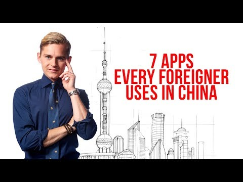 7 Apps every foreigner uses in China Tech Tuesday China