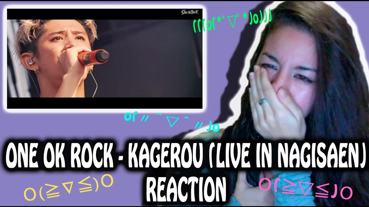 ONE OK ROCK - Kagerou (Live in Nagisaen) [Reaction Video] ~WHAT A THROWBACK~
