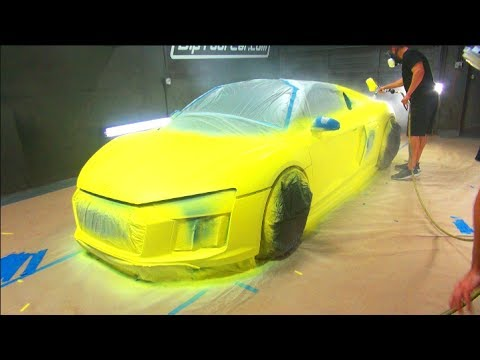 Thumbnail: The Brightest Car in the World