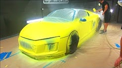 The Brightest Car in the World