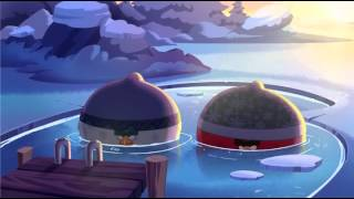 Bonus 03  Angry Birds Seasons – Terence flies north for the holidays!
