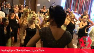 Jazz Up! Your Events | Lindy Jazz