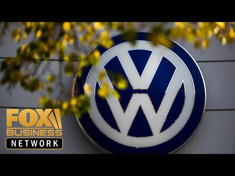 Volkswagen charged with defrauding US bond investors