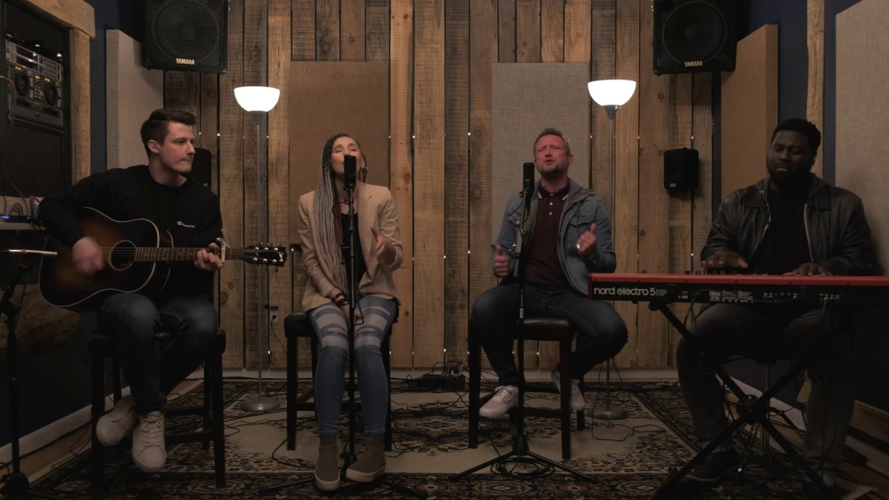 Way Maker (Live) - Adoration Music Acoustic Cover Feat. Ricky Lee Hilton