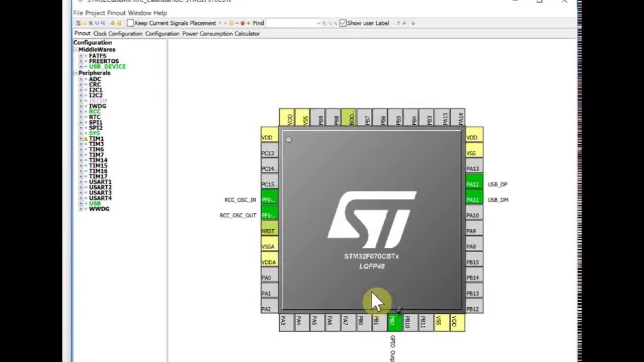 Stm32 Usb Interrupt