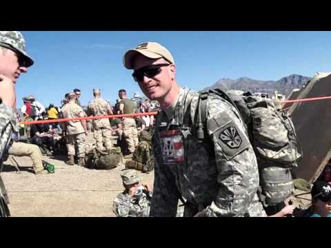 2016 Bataan Memorial Death March / Medals of Honor
