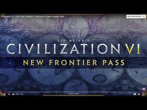 First Impressions of Babylon in Civilization VI |