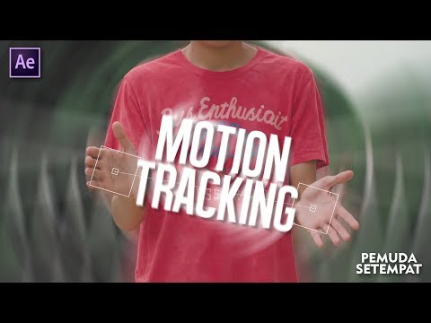After Effect | Tutorial - Motion Tracking