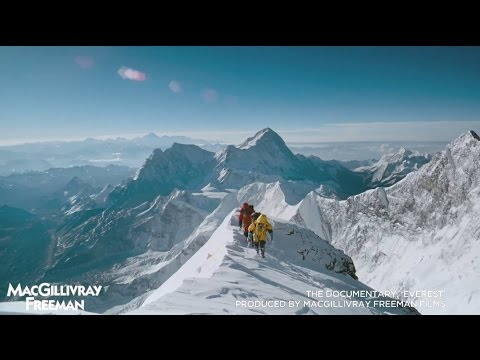 Everest: IMAX® Behind the Frame