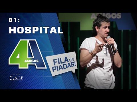 FILA DE PIADAS - HOSPITAL - #81