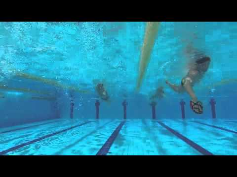 Il Nuoto Visto Sott Acqua Piscine Di Moletolo By Coopernuoto Parma Youtube