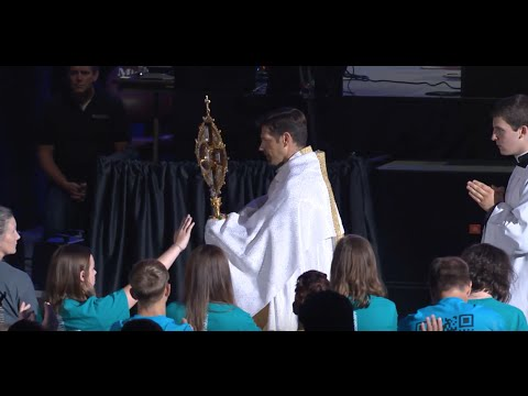 Steubenville STL Mid-America-Saturday Night (Worship & Adoration)