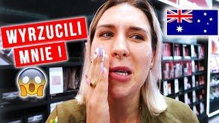 ♦ WYRZUCILI MNIE!  makijaż TESTERAMI w Australii! ♦ Agnieszka Grzelak Beauty