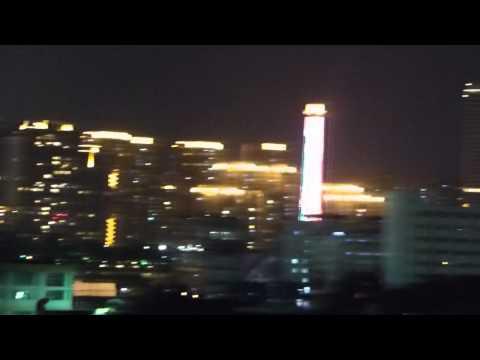 vue sur Guangzhou - AWT Guangzhou (CHINE)