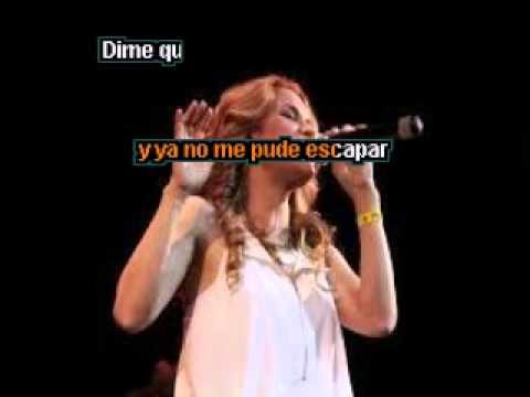 Quiero que te quedes Karaoke -  Adriana Lucia
