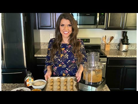 Recipe: Pumpkin Pie Bites   Meg Unprocessed