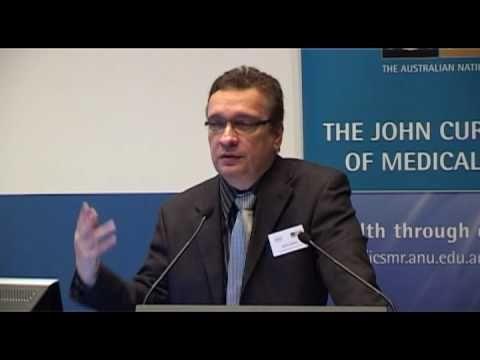 Professor Julio Licinio: The pharmacogenomics of depression at ANU