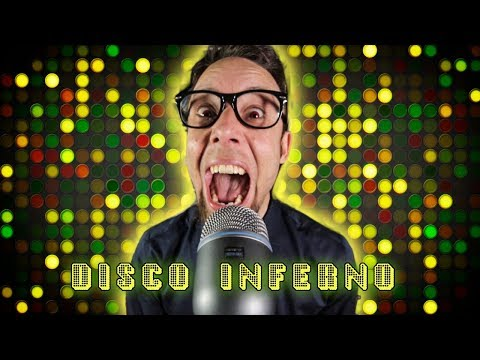 Disco Inferno (metal cover by Leo Moracchioli)