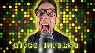 Disco Inferno (metal cover by Leo Moracchioli)