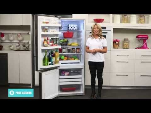 Fisher & Paykel E402BLXFD4 403L Fridge Reviewed By Product Expert - Appliances Online
