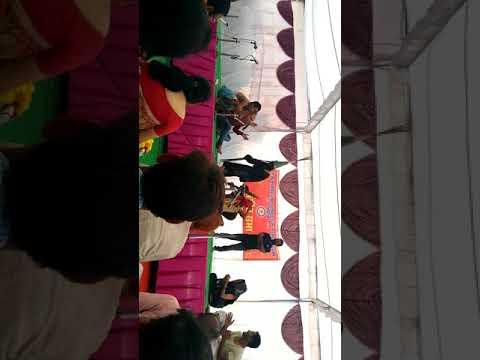 Baba Ka Swang Act performance