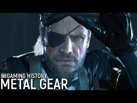 Gaming History : Metal Gear